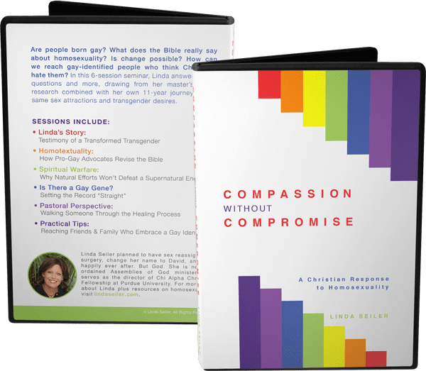 Compassion without Compromise DVD